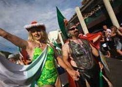 Самый большой в мире фестиваль гомосексуалистов