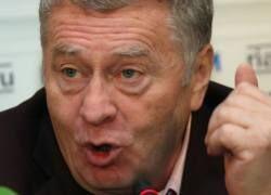 Жириновский призывает узаконить мат