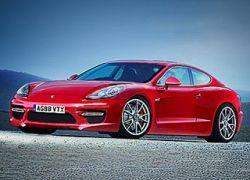 Из хэтчбека Porsche Panamera построят люксовое купе