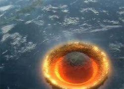 Еще один сценарий конца света: падение астероида