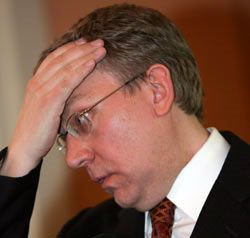 Дело ЮКОСа и Кудрин: была ли повестка в суд?