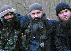 В Чечне задержаны боевики из банды Басаева
