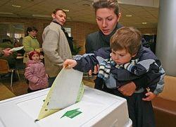 Жители Сочи выбирают мэра