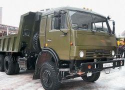 Туркмения купит 400 российских КАМАЗов