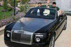 Гараж президента Чечни: любой олигарх позавидует