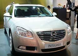 Opel Insignia будут собирать в России