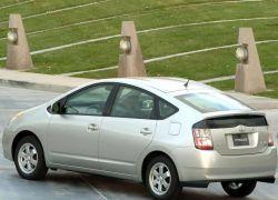 Японцы сделают спортверсию гибрида Toyota Prius
