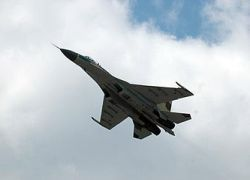 Новый истребитель Су-35 разбился из-за отказа тормоза