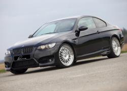 BMW 3-й серии получил боди-кит от LUMMA Design