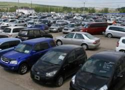 Возраст каждого пятого авто в России старше 20 лет