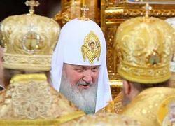 Патриарх Кирилл выстраивает свою вертикаль власти
