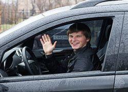 Аршавин открыл свой автомобильный салон