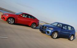 BMW X5 M и X6 M оценили в долларах