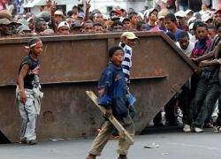 В беспорядках на Мадагаскаре погибли 7 человек