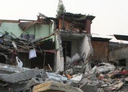 В Мехико произошло сильное землетрясение