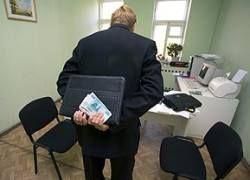 В Подмосковье задержан за взятку крупный чиновник