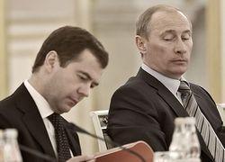 Год за Путиным. Медведев заходит на второй круг