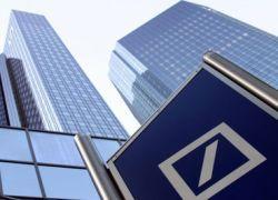 Deutsche Bank вернулся к прибыльной работе