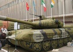 После реформы армия России станет надувной