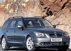 Универсал BMW 5-й серии продолжает тесты