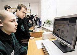 Российских заключенных в Интернет не пустят