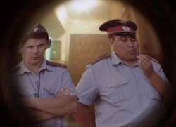 Что вы чувствуете при виде милиционера?
