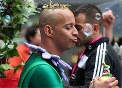 В Амстердаме создают зоны отдыха для гомосексуалистов