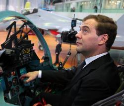 Американцы предсказали отставку Медведева