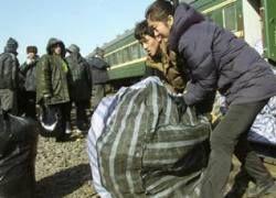 Товарооборот между Россией и Китаем упал почти вдвое