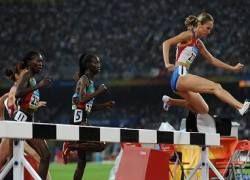 Среди пойманных на допинге олимпийцев россиян нет
