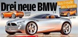 Во Франкфурте BMW представит родстер Z2