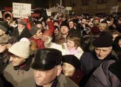 Латвийцы хотят присоединиться к России, а не к Европе