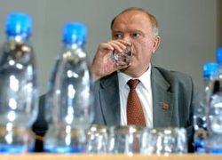 К чему кризис подталкивает Зюганова?
