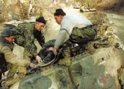 Российская армия сильна только на словах журналистов