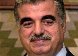Подозреваемые в убийстве премьера Ливана отпущены