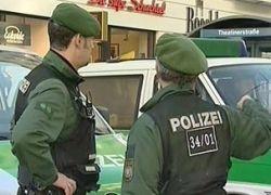 Немецкий полицейский ограбил банк