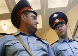 Комиссия МВД проверяет ГУВД Москвы из-за Евсюкова