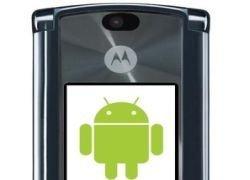 Motorola готовит смартфон на базе Android