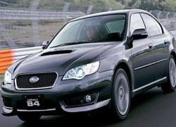 Subaru начинает продажи нового поколения Legacy