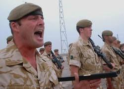 Британские военные досрочно покидают Ирак
