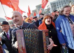 Москва идет на рекорд по числу митингов