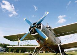 В Якутии упал самолет Ан-2