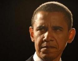 У охранника Обамы подозревают свиной грипп