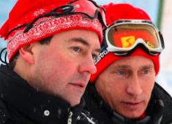 Путин и Медведев не вошли в сотню мировых лидеров