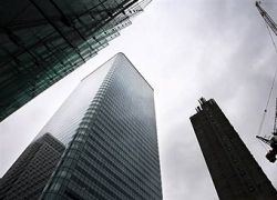 Небоскребы и банки Европы подешевели в два раза