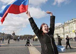 Гражданский протест гасят народными гуляниями