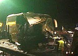 Крупное ДТП в Испании: 36 пострадавших