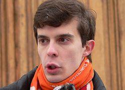 В Москве задержан скандаливший с Медведевым активист