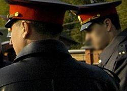 В Новгороде бандиты в милицейской форме угнали грузовик