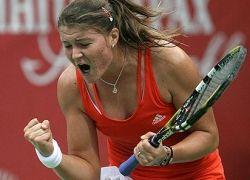 Динара Сафина вышла в полуфинал турнира в Штутгарте